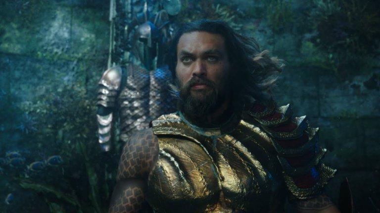 練好膀胱才能看的還有它:《水行俠》片長將可能是 DC 超級英雄電影第三長