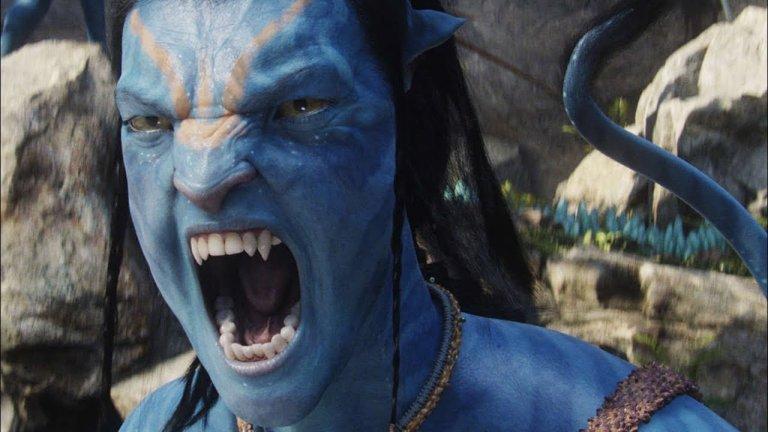 原本詹姆斯卡麥隆想將《阿凡達》打造成限制級作品。