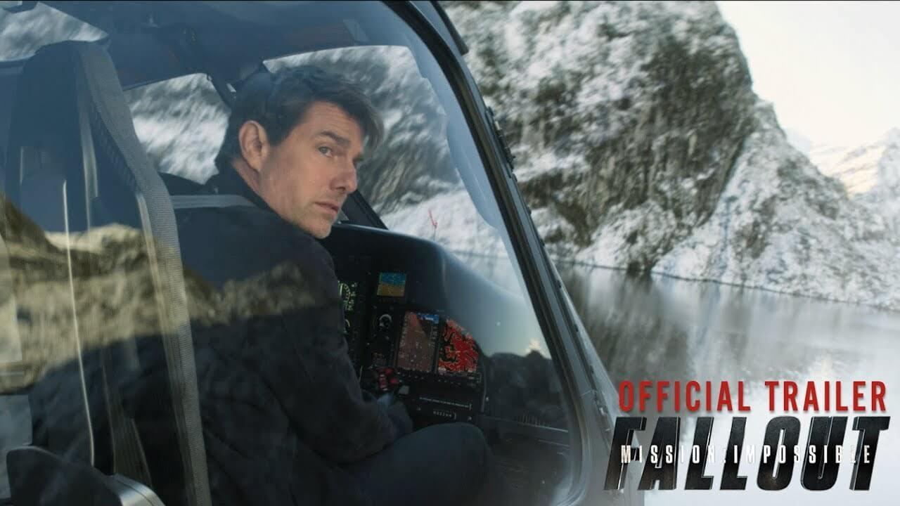 湯姆克魯斯與團隊在《不可能的任務》電影系列一再挑戰各種動作極限。