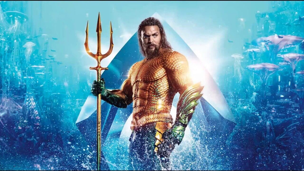【影評】《水行俠》頂級的海底視效奇觀,平庸的英雄旅程首圖