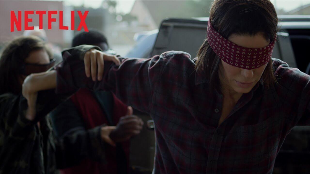 睜眼即亡的末世生存驚悚電影《蒙上你的眼》已可在 Netflix 網飛串流平台上觀看。