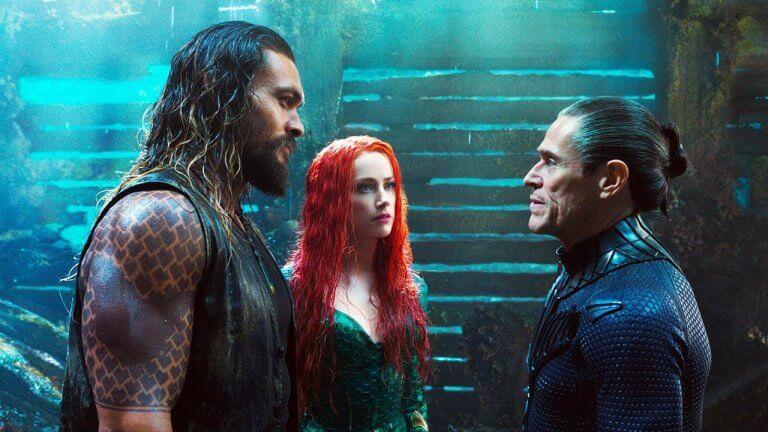 由溫子仁執導,2018 年底推出的 DC 超級英雄電影《水行俠》獲得全球絕大好評!