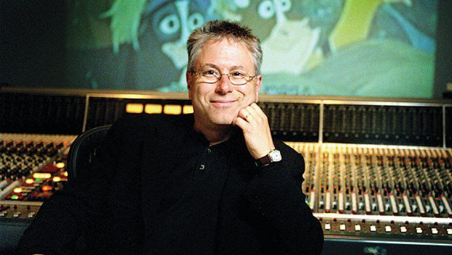 《阿拉丁》亞倫孟肯 (Alan Menken) 為下一部迪士尼動畫「阿拉丁」(Aladdin) 製作音樂