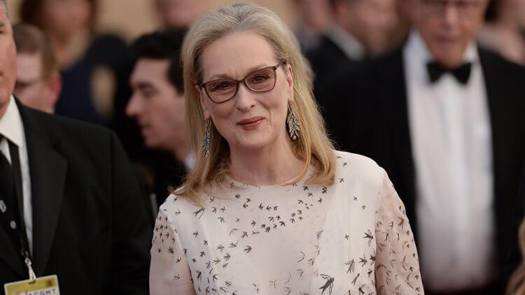 梅莉史翠普 (Meryl Streep)