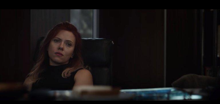 《復仇者聯盟:終局之戰》黑寡婦頭髮留長 頭頂長出紅髮