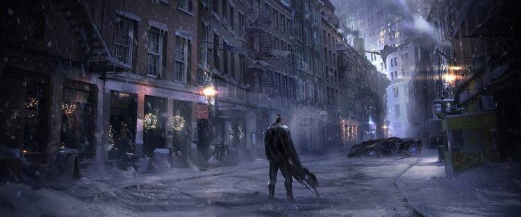 名為 Park Row 的蝙蝠俠 (Batman) 主題餐廳即將開幕。