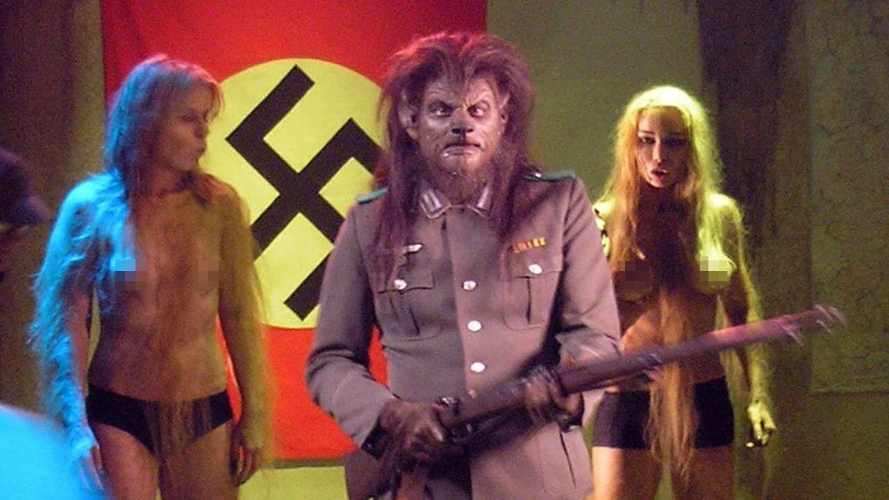 【專題】電影百狼圖(四):從《狼戰》《第三帝國的狼人》看納粹與狼人的祕密首圖