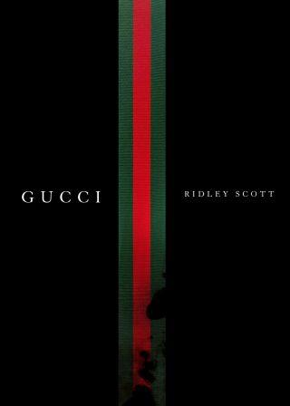 《Gucci》電影海報。