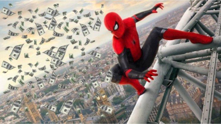 東尼史塔克我乾爹?《蜘蛛人:離家日》 票房破紀錄,有望挑戰《蜘蛛人》系列最佳票房寶座首圖