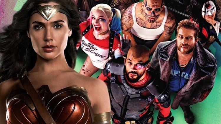 《神力女超人 1984》IMDb 創 DC 最低!CinemaScore 上也與《自殺突擊隊》、《猛禽小隊:小丑女大解放》同被觀眾評為 B+首圖