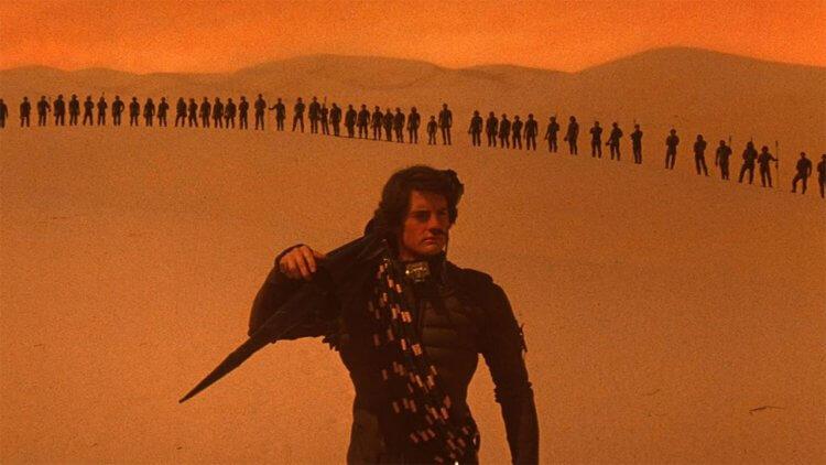 新版《沙丘魔堡》(Dune) 電影拍攝工作完成! 預計 2020 年上映首圖