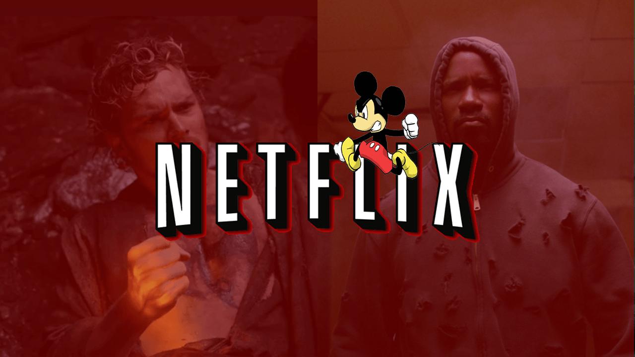 迪士尼戰 Netflix?當《漫威鐵拳俠》與《漫威盧克凱奇》消失的那一天……首圖