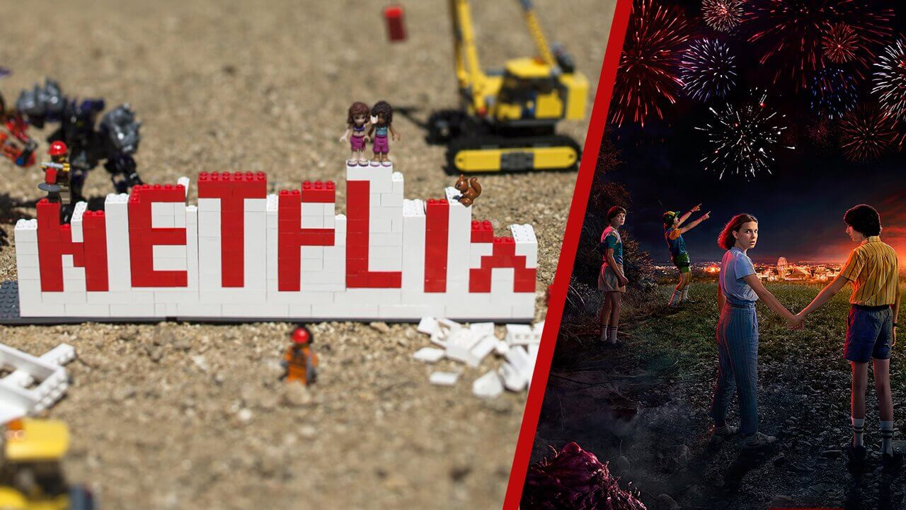 來自樂高的摩斯密碼?Netflix 最火影集《怪奇物語》即將推出主題樂高!首圖