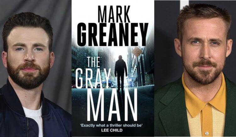 「美國隊長」克里斯伊凡 (Chris Evans) 和男神雷恩葛斯林 (Ryan Gosling) 將攜手演出特務電影《The Gray Man》