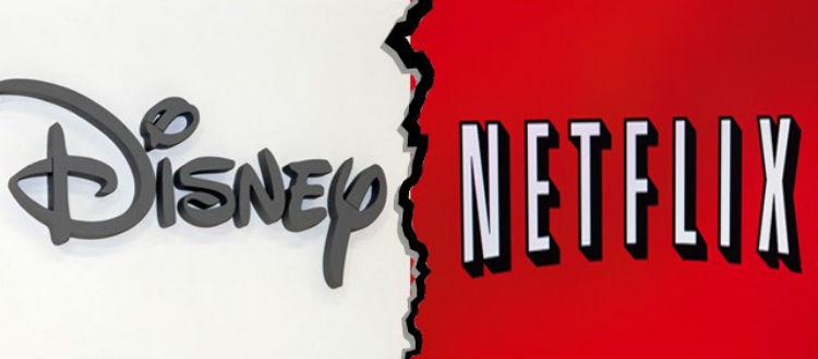 迪士尼 自有串流平台的誕生,將會衝擊 Netflix 等平台的市場。