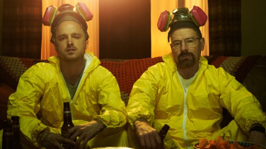 《絕命毒師》(Breaking Bad) 影集