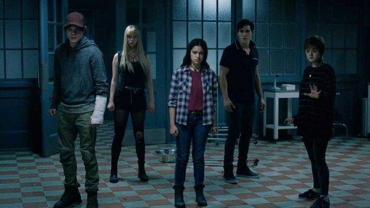 《變種人》(The New Mutants)
