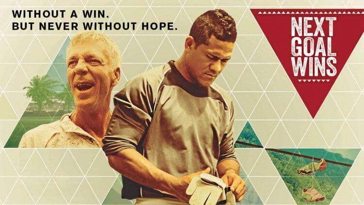 下一球成名!2014 年紀錄片《Next Goal Wins》中,原本墊底的弱小足球隊一路前進世界盃的過程,將被塔伊加維迪提翻拍成全新電影。