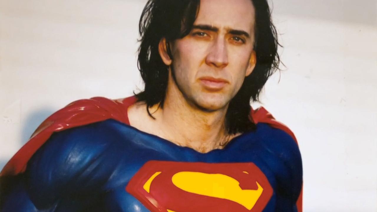 【電影背後】超人,凱吉心中永遠的痛 (一) :「我真的超喜歡超人der!」