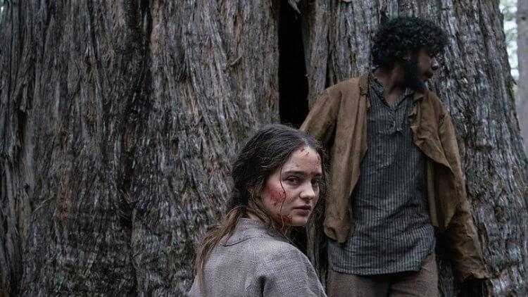 《夜鶯的哭聲》(The Nightingale) 劇照。