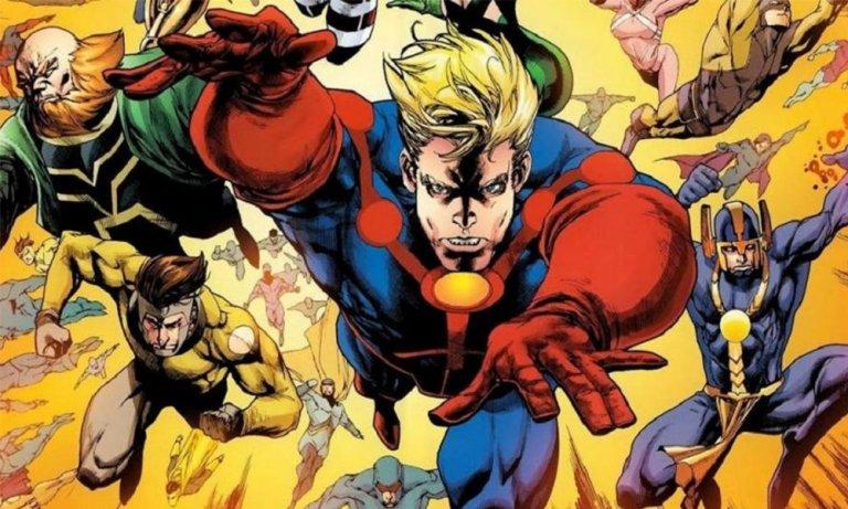 改編自傑克柯比 (Jack Kirby) 創作漫畫,漫威電影宇宙第四階段《永恆族》選角名單陸續曝光。