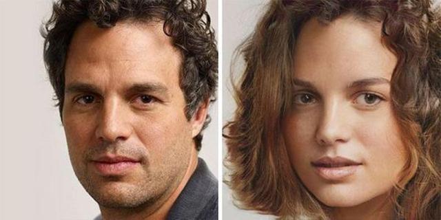 馬克盧法洛(Mark Ruffalo) 網路上的變性照。