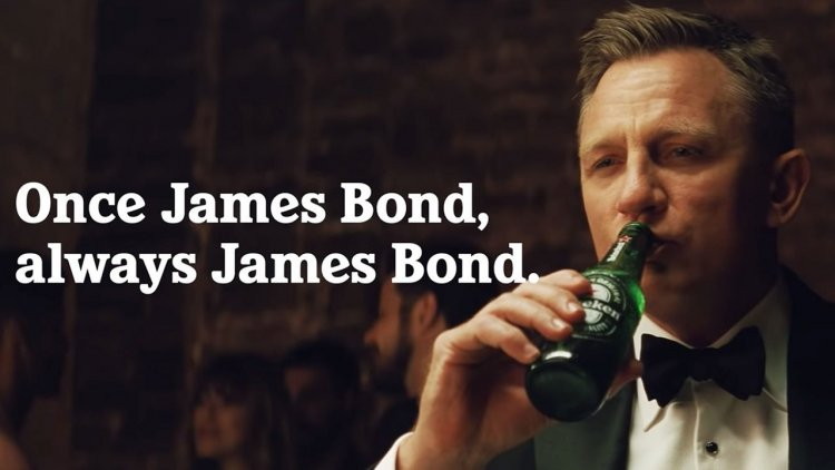 居家啤酒大戰!海尼根與《007:生死交戰》聯名推出限量罐,沒時間去死有時間茫死首圖