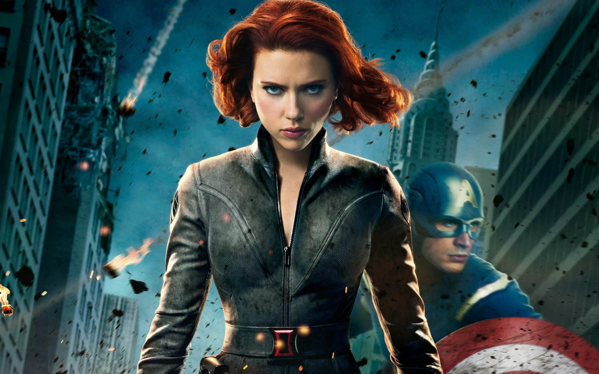 《黑寡婦》(Black Widow) 史嘉蕾喬韓森