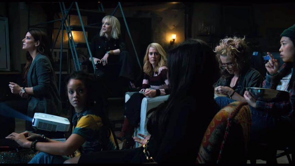 《瞞天過海:八面玲瓏》預告引起男性觀眾不滿?