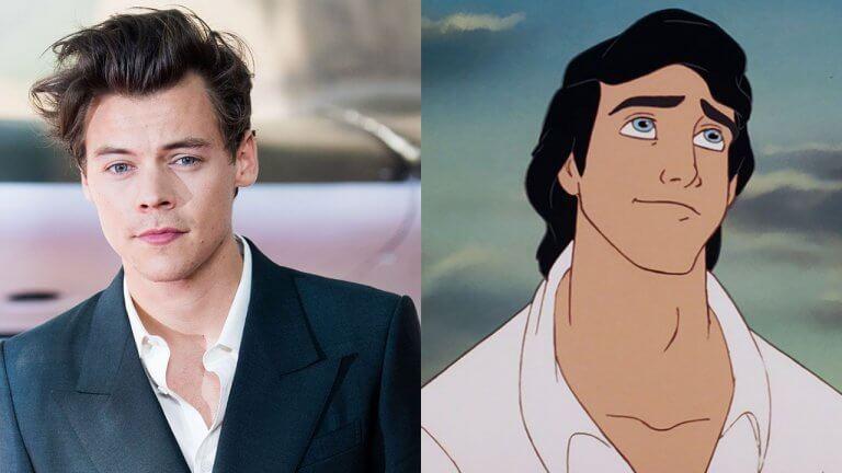 艾瑞克王子即將大秀歌喉?一世代成員哈利史泰爾斯有望成為《小美人魚》男主角