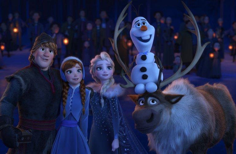 克莉絲汀貝爾在訪談中透露《冰雪奇緣 2》的故事發展方向。