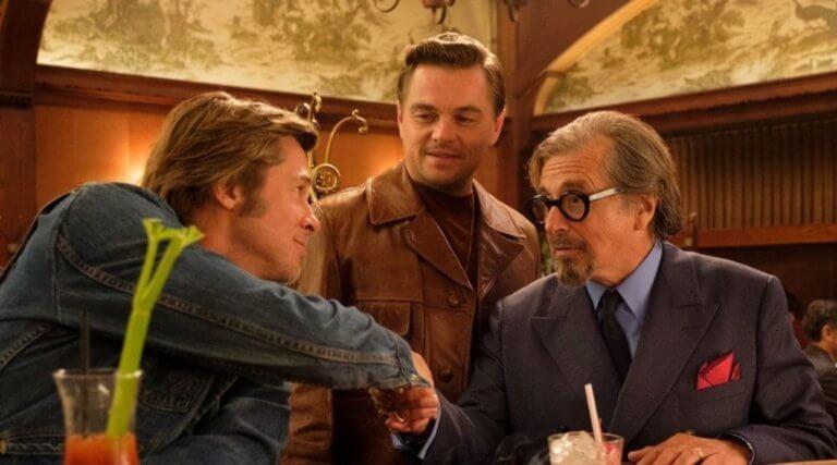 李奧納多與布萊德彼特聯手主演《從前,有個好萊塢》(Once Upon a Time in Hollywood)