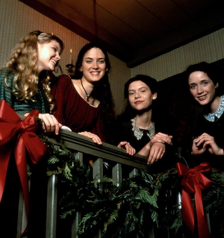 吉利安阿姆斯壯執導的《小婦人》,由薇諾娜瑞德主演。
