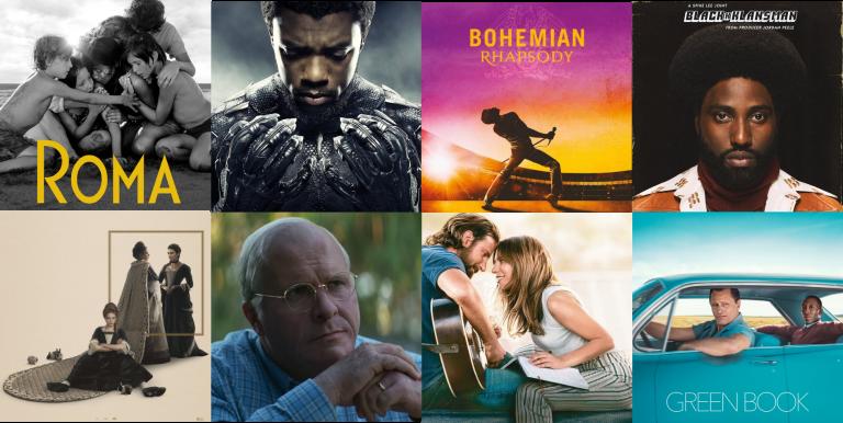 【2019奧斯卡】第 91 屆奧斯卡得獎名單揭曉  《幸福綠皮書》拿下最佳影片、《波希米亞狂想曲》奪最佳男主角等四項獎數最多
