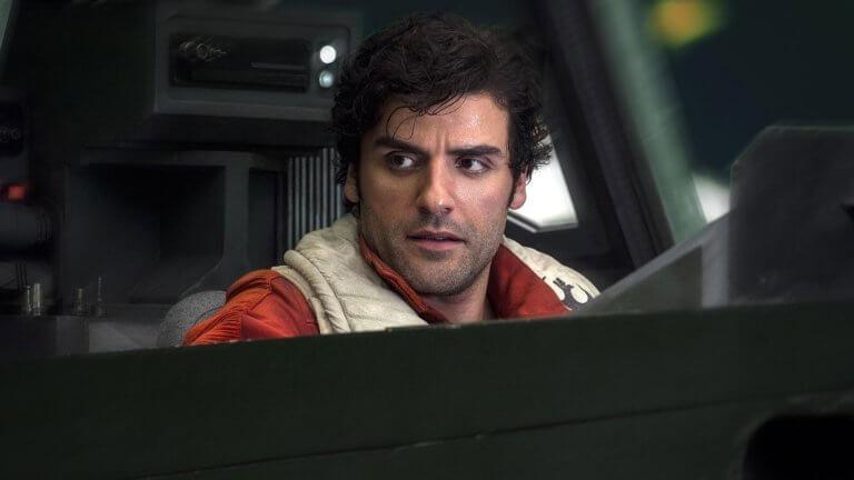 奧斯卡伊薩克在《星際大戰》系列電影中飾演的王牌飛行員。