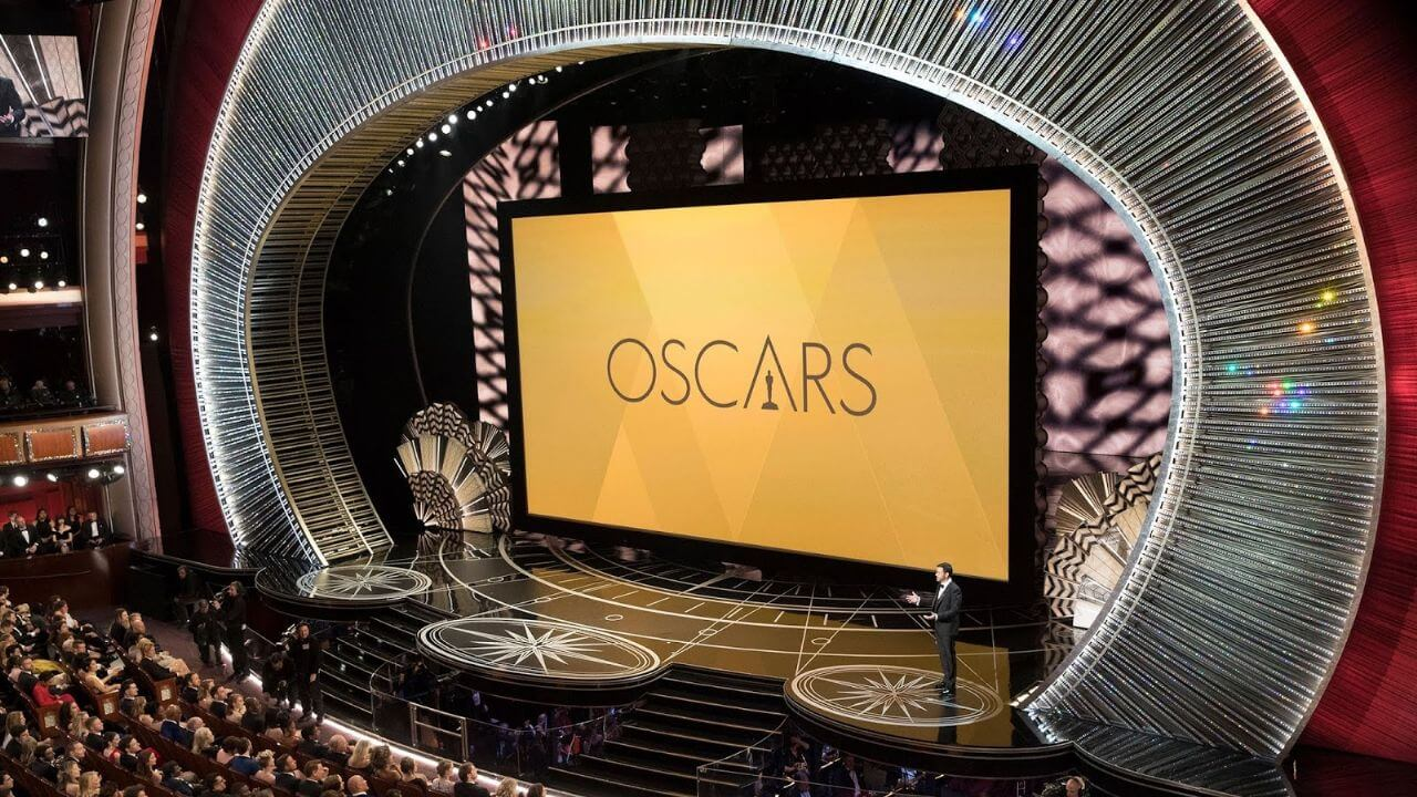 2021 年奧斯卡頒獎典禮延期。