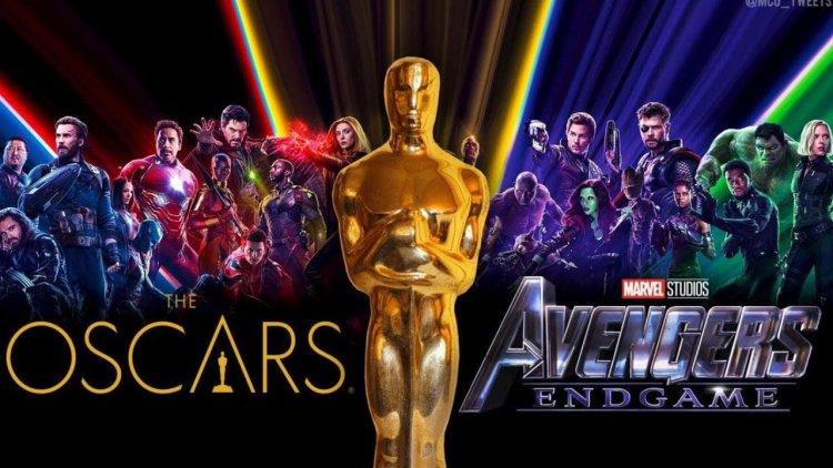 《復仇者聯盟 4:終局之戰》準備進攻奧斯卡 12 項大獎,「鋼鐵人」小勞勃道尼卻缺席?首圖
