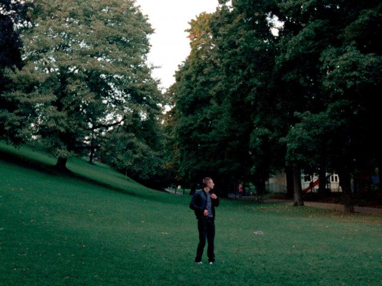 《八月三十一日,我在奧斯陸》安德斯丹尼爾森李。