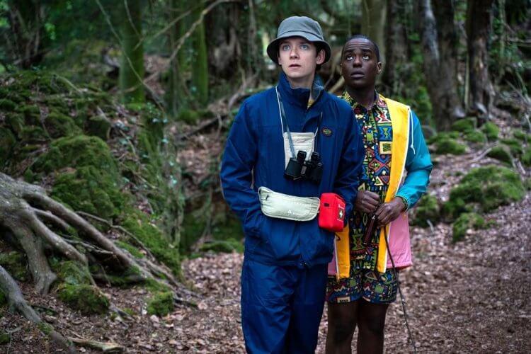 Netflix 青少年性影集《性愛自修室》第二季最新劇照曝光,預計 2020 年上架供線上看劇。