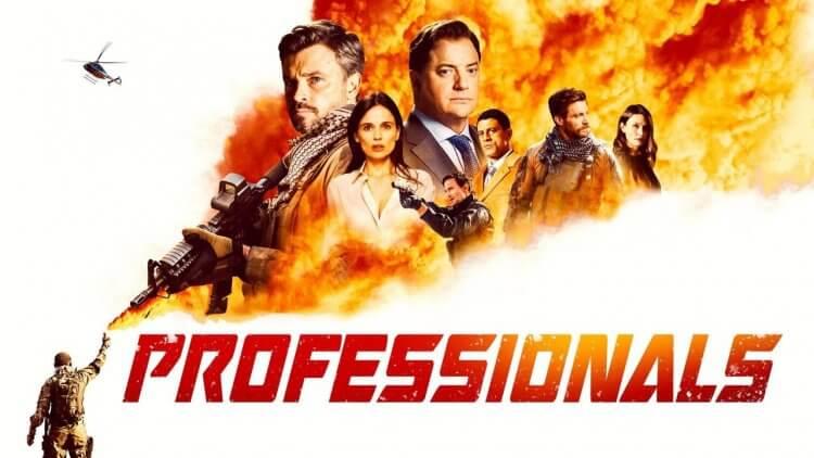 CW 電視網購入跨國動作影集《Professionals》,由湯姆威靈、布蘭登費雪主演