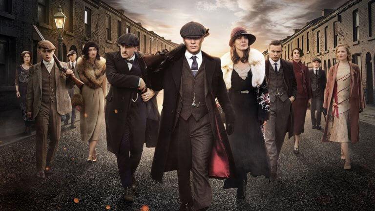 【線上看】席尼墨菲、湯姆哈迪攜手開殺!BBC 犯罪影集《浴血黑幫》Netflix 第五季帥到欲罷不能,台灣何時才看到?