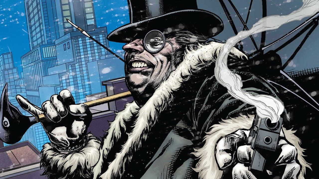 蝙蝠俠系列中的超級反派「企鵝人」將在麥特李維斯版《蝙蝠俠》回歸?