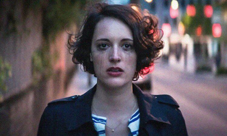 《邋遢女郎》自編自演的菲比沃勒布里奇。