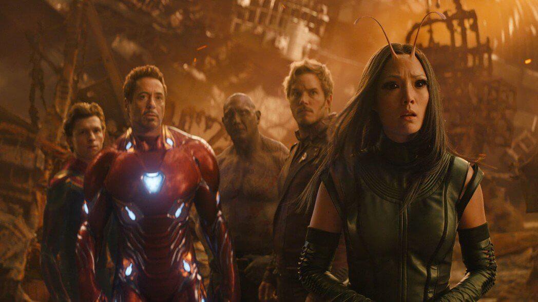 漫威 復仇者聯盟 3 無限之戰 鋼鐵人 超級英雄 集結