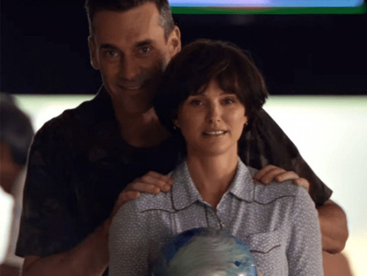 諾亞霍利導演的首支劇情長片《露西上太空》中,喬漢姆與娜塔莉波曼有感情線的對手戲演出。