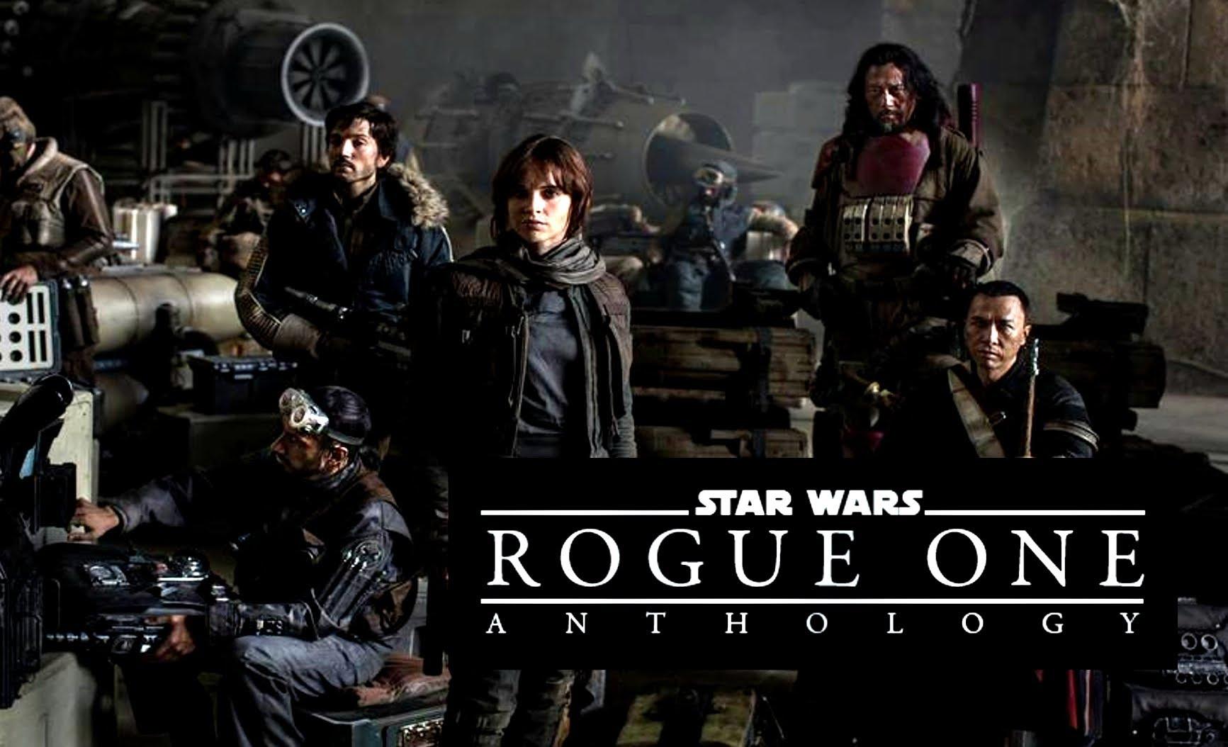 《 星際大戰 外傳 : 俠盜一號 》電影 海報 (Rogue One: A Star Wars Story)