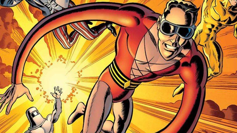 歡樂向的 DC 電影?伸縮自如的橡膠英雄《塑膠人》將會是最新目標