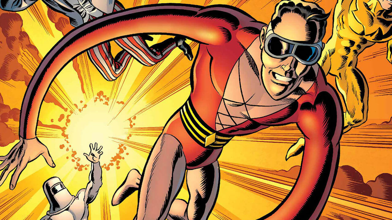 歡樂向的 DC 電影?伸縮自如的橡膠英雄《塑膠人》將會是最新目標首圖