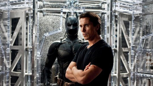 克里斯多福諾蘭 (Christopher Nolan) 執導的黑暗騎士系列備受推崇。