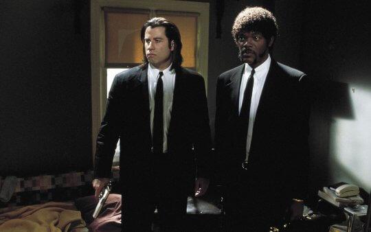 《黑色追緝令》(Pulp Fiction) 劇照